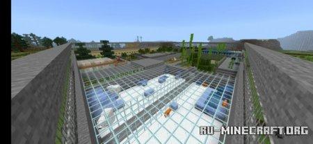 Скачать Zoo Map 1.2 для Minecraft PE