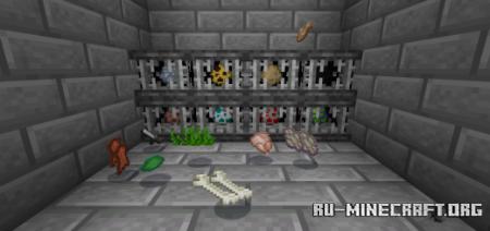 Скачать Mini Mob-Grinder для Minecraft PE 1.16