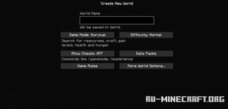 Скачать Night Mode для Minecraft 1.16