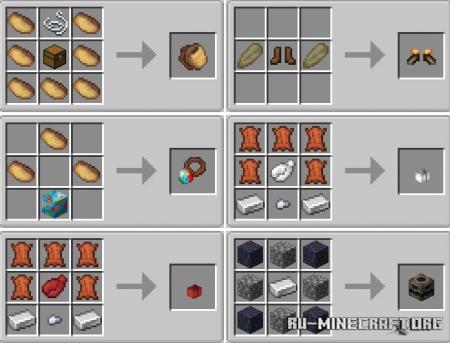 Скачать Fins and Tails для Minecraft 1.16.4