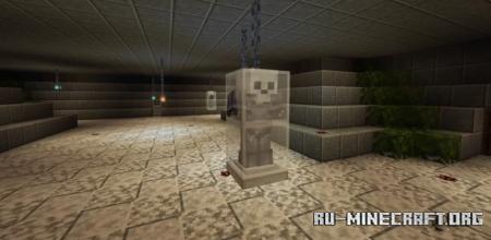 Скачать The Experiments 2 ( Horror Map ) для Minecraft