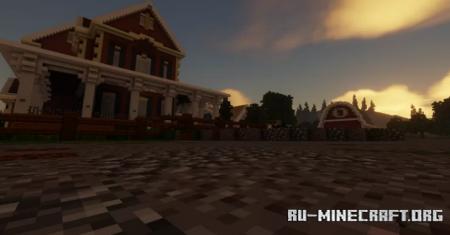 Скачать Rotting Farmhouse для Minecraft