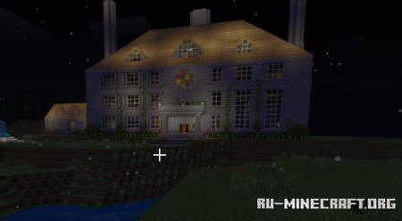 Скачать Big House by mister T для Minecraft PE