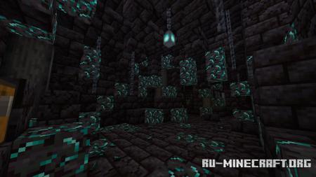 Скачать Dungeons Hunter для Minecraft PE 1.16