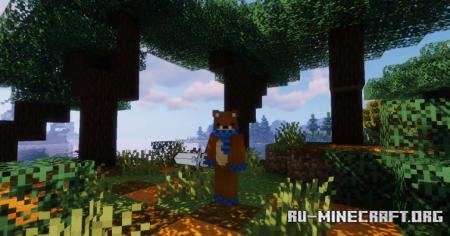 Скачать Light Resource для Minecraft 1.15