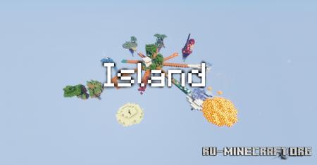 Скачать Island by OBSIDIAN64 для Minecraft