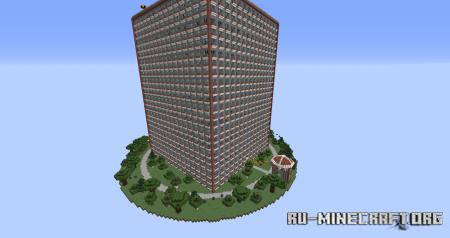Скачать OnlyParkour3 200 Levels для Minecraft