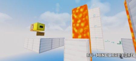 Скачать Challenge Dream (Parkour Gauntlet) для Minecraft PE
