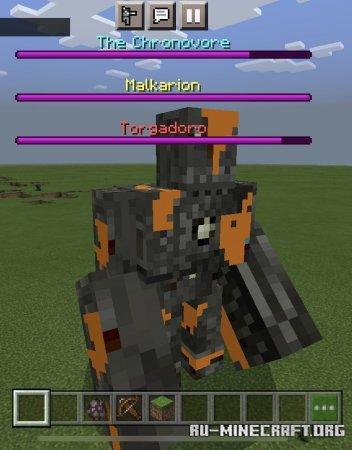 Скачать Dauntless 2.0 для Minecraft PE 1.16