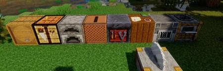 Скачать ItsKoffi's Better Textures для Minecraft 1.16