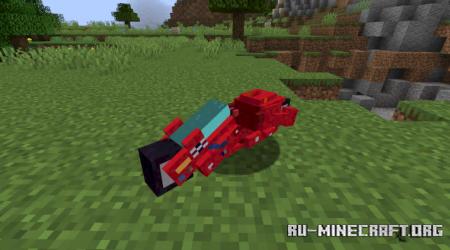 Скачать Otaku World для Minecraft 1.16.5