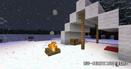 Скачать Arctic Peril для Minecraft