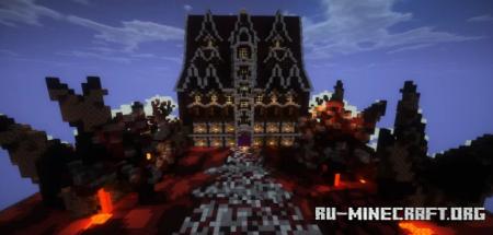 Скачать HCF Nether Spawn для Minecraft
