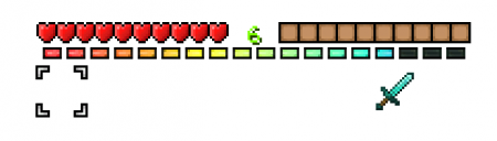 Скачать Cubic UI для Minecraft PE 1.16
