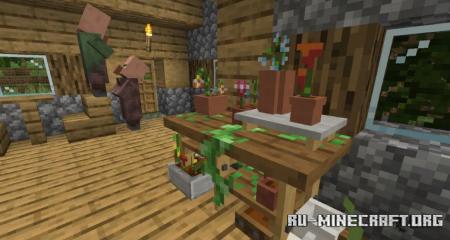 Скачать Chipped для Minecraft 1.16.4