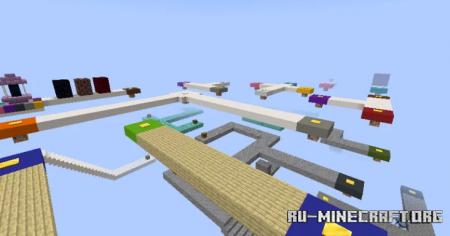 Скачать Questing Maze для Minecraft