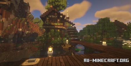 Скачать the Novelist's Retreat для Minecraft