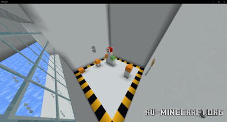Скачать Parkour RA(N)GE для Minecraft PE