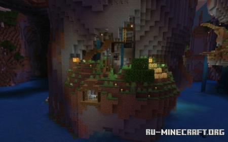 Скачать Cliff City для Minecraft PE
