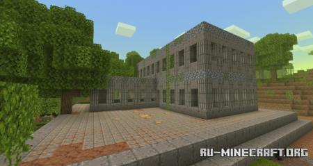 Скачать The Jungle Expansion для Minecraft PE 1.16