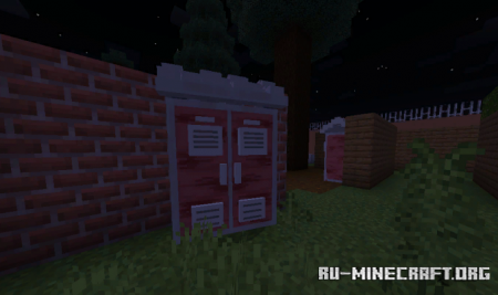 Скачать Dead By Minecraft Addon для Minecraft PE 1.16