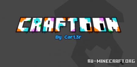 Скачать Craftoon: Splatoon для Minecraft