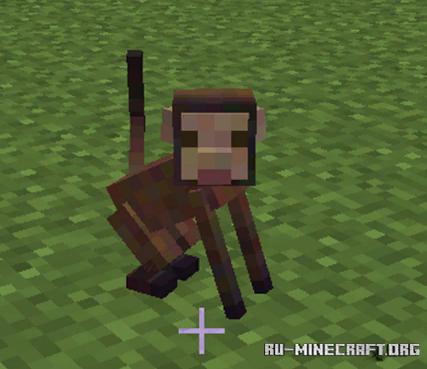 Скачать Wizard's Animals для Minecraft 1.16.5
