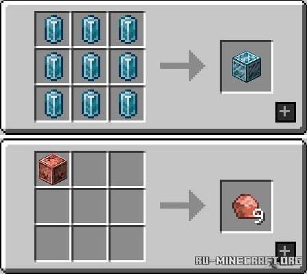 Скачать Croptosis для Minecraft 1.17