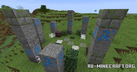 Скачать Stone Circles для Minecraft 1.16.5