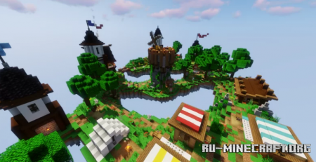 Скачать Minegames by Robofox для Minecraft