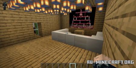 Скачать Zombie Proof Base для Minecraft PE