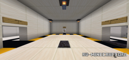 Скачать Training Area by jgxx для Minecraft PE