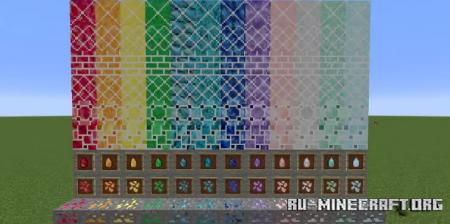 Скачать Marvelous Materials для Minecraft 1.16.5