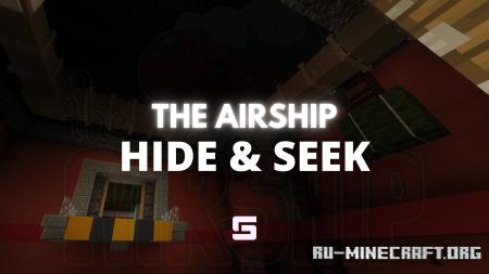 Скачать Airship Hide & Seek для Minecraft
