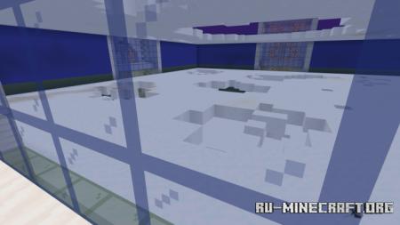 Скачать Ultimate Spleef by MrRandomized для Minecraft PE