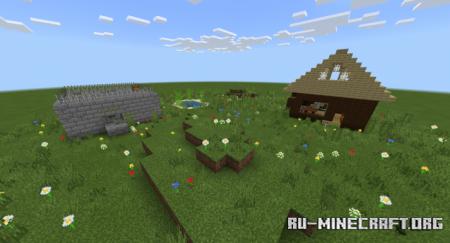 Скачать Zgoly's PVP (2 Players) для Minecraft PE