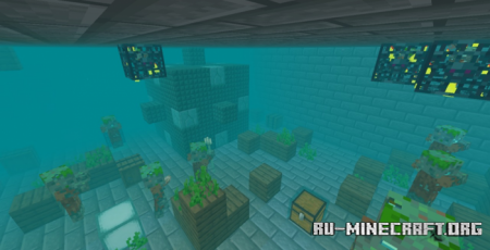 Скачать The Dungeon by Baruch Velasco Avila для Minecraft PE