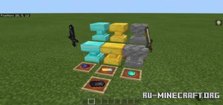 Скачать Mo'Anvils для Minecraft PE 1.16