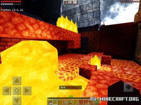 Скачать All Elements PvP (Kit PvP) для Minecraft PE
