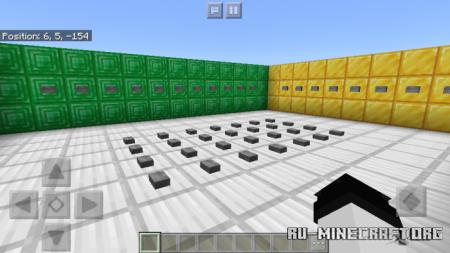 Скачать Find The Buttons Classic для Minecraft PE