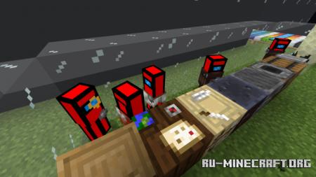 Скачать Among Us Villagers для Minecraft PE 1.16