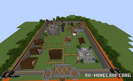 Скачать Medieval Castle by Andripao для Minecraft