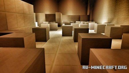 Скачать FrozenMinigames 2 для Minecraft PE