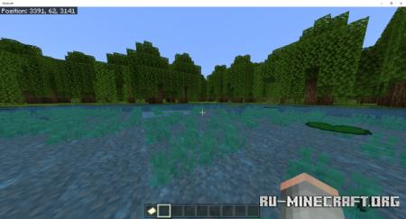 Скачать Biomes Recrafted для Minecraft PE 1.16