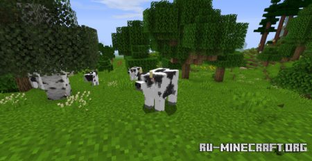 Скачать Renewed Animal для Minecraft 1.16