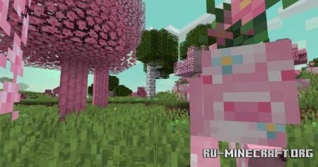 Скачать Mystic's Biomes для Minecraft 1.16.5