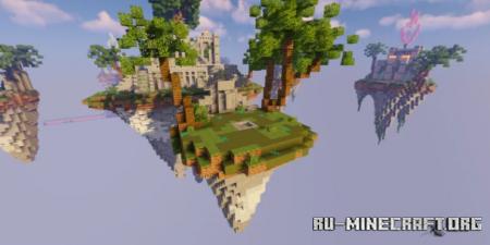 Скачать Jungle Temple BedWars для Minecraft