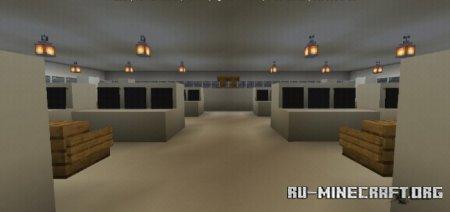 Скачать Mars Mission v1 для Minecraft PE