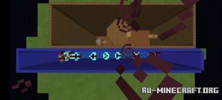 Скачать Creeper Jump by Firemaster57 для Minecraft PE
