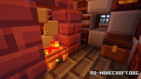 Скачать Tiny Pixels для Minecraft 1.15